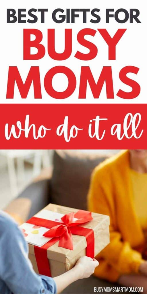 best busy mom gifts