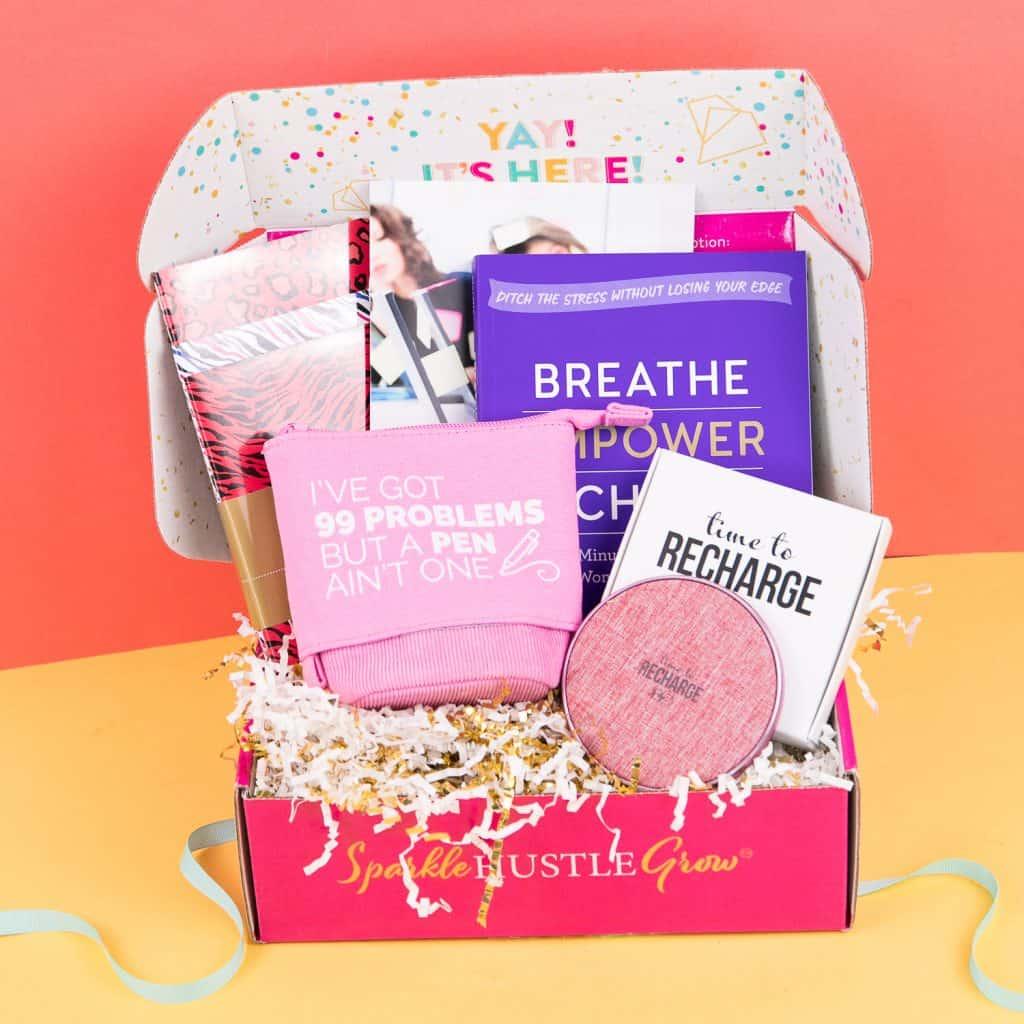 sparkle hustle grow box