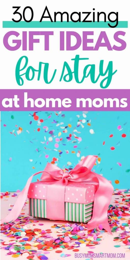 best stay at home mom gifts